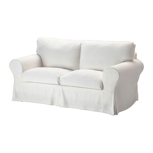 Sale alerts for Ikea EKTORP Loveseat, Stenåsa white - Covvet