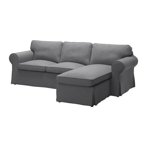 Sofa ikea ektorp  EKTORP Sectional, 3-seat - Lofallet beige - IKEA