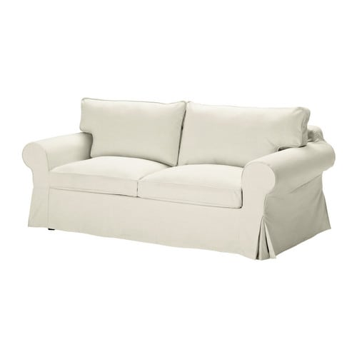 EKTORP Sofa bed IKEA Easy to keep clean with removable, dry clean only cover.