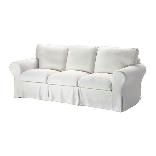 ektorp sofa cover sten sa white ikea. Black Bedroom Furniture Sets. Home Design Ideas