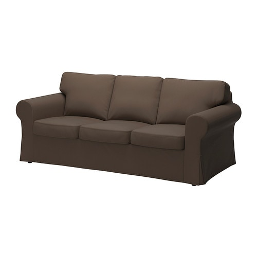 ektorp sofa cover jonsboda brown ikea. Black Bedroom Furniture Sets. Home Design Ideas
