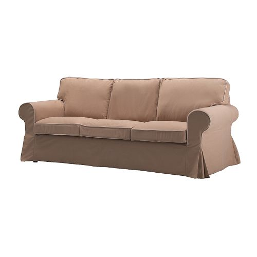 EKTORP Sofa cover IKEA The cover is easy to keep clean as it is