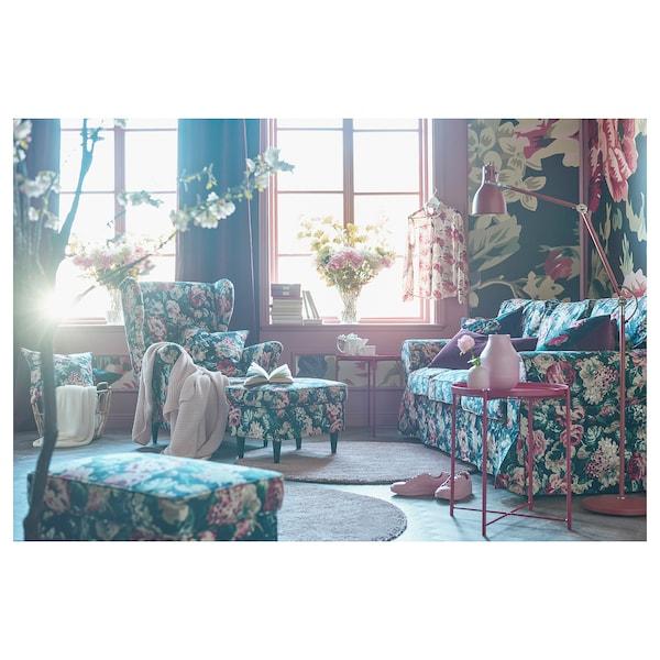 "EKTORP sofa Lingbo multicolor 85 7/8 "" 34 5/8 "" 34 5/8 "" 19 1/4 "" 17 3/4 """