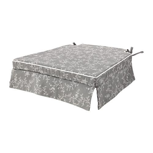 ELSEBET   Chair Pad, Gray