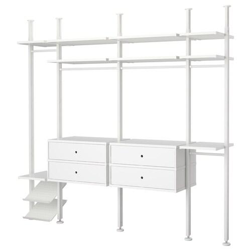 IKEA ELVARLI 4 sections