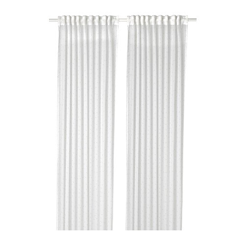 EMMYLINA Sheer Curtains 1 Pair