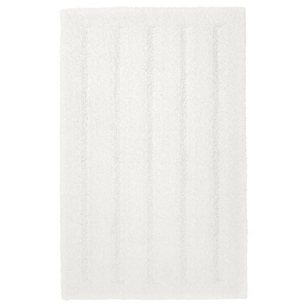 """EMTEN Bath mat, white, 20x32 """""""