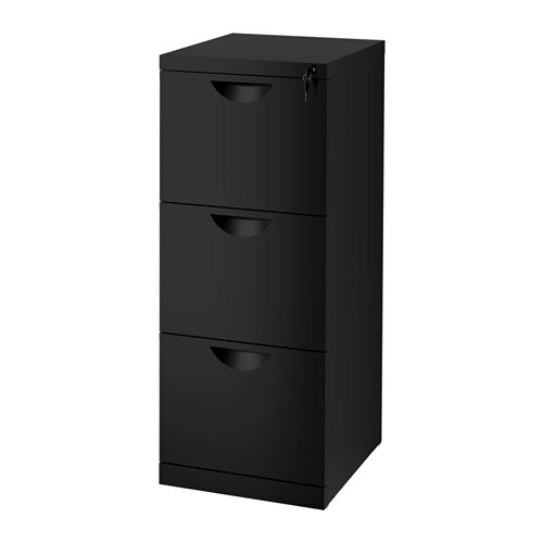 file cabinet. Interesting Cabinet ERIK File Cabinet With Cabinet