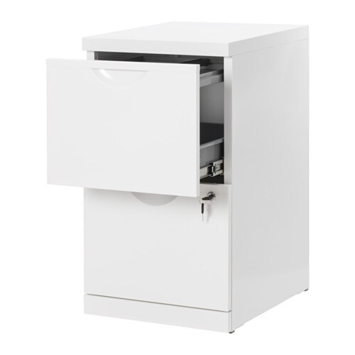 Wonderful ERIK File Cabinet   White   IKEA