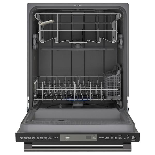 ESSENTIELL Built-in dishwasher, black Stainless steel