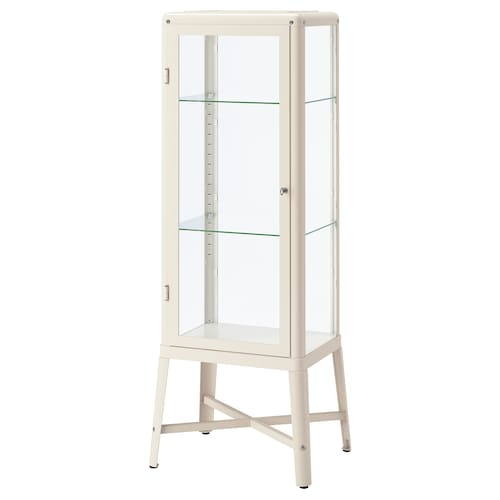 IKEA FABRIKÖR Glass-door cabinet