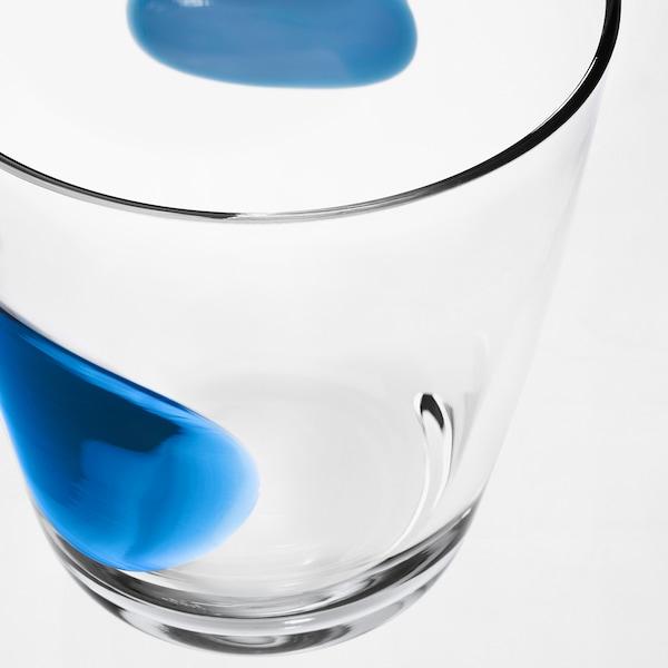 FABULÖS Glass, blue, 10 oz