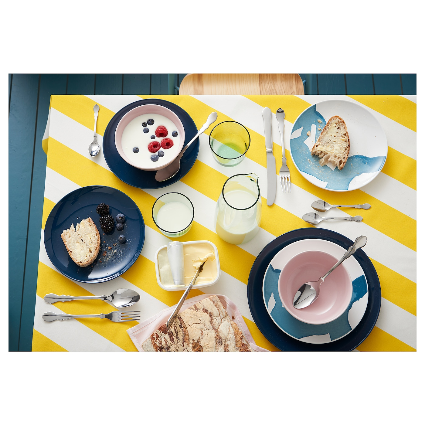Specialty Plates Side Dishes IKEA 903.874.41 Frgrik Side Plate ...
