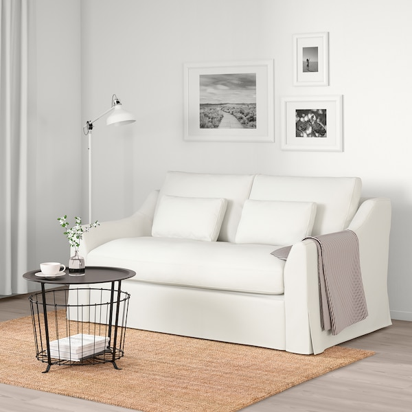 Awe Inspiring Sleeper Sofa Farlov Flodafors White Uwap Interior Chair Design Uwaporg