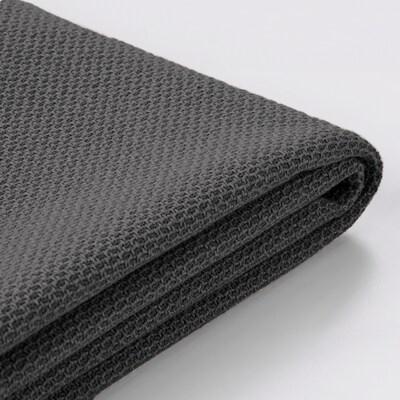 FÄRLÖV Cover for sleeper sofa, Flodafors gray