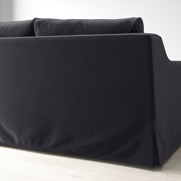 FÄRLÖV Loveseat, Djuparp dark gray