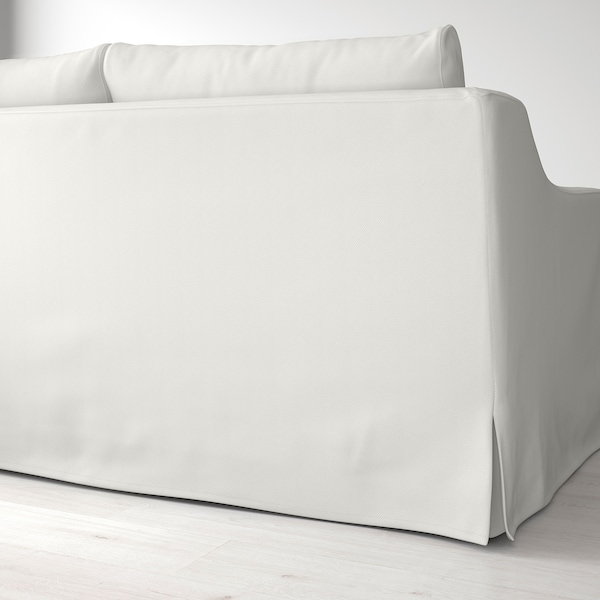 FÄRLÖV Loveseat, Flodafors white