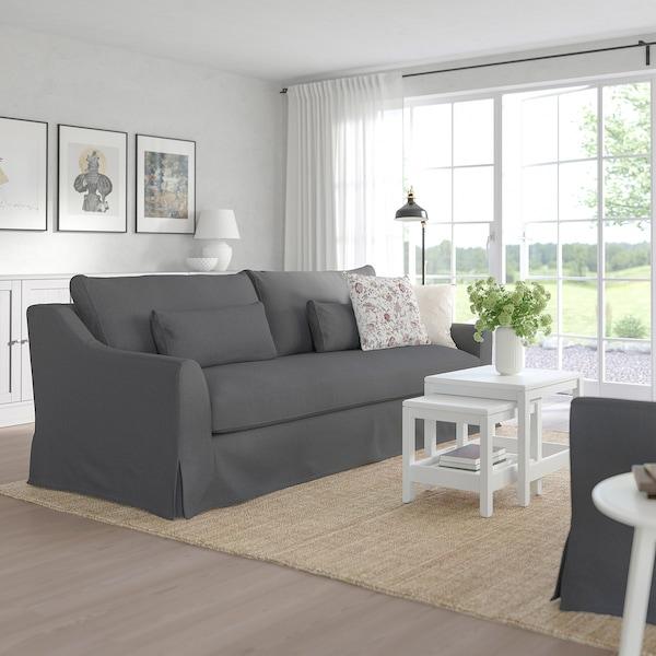FÄRLÖV Sofa, Flodafors gray