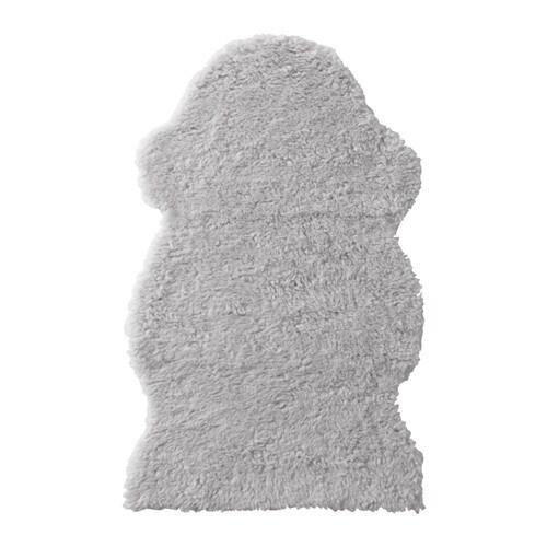FÅRDRUP Rug, gray