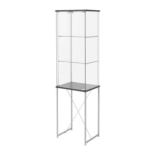 New Ikea Glass Door Cabinet Minimalist