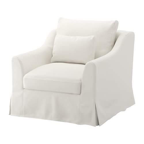 f rl v armchair flodafors white ikea. Black Bedroom Furniture Sets. Home Design Ideas