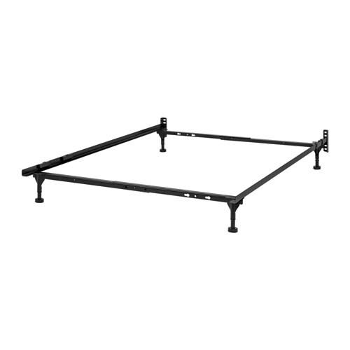 feiring bedframe with legs ikea - Bed Frame Ikea
