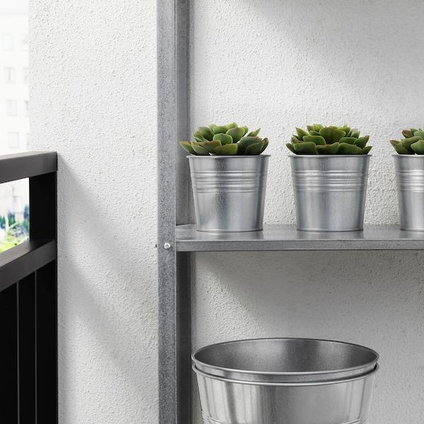 "FEJKA artificial potted plant indoor/outdoor Succulent 3 ½ "" 4 ¾ """