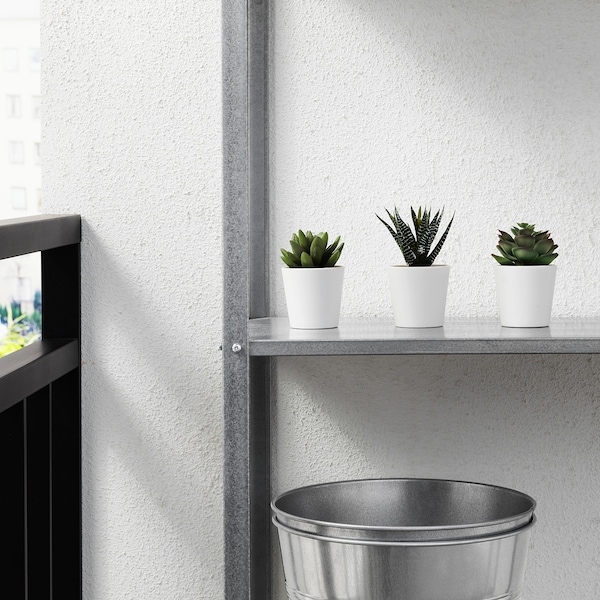 IKEA FEJKA Artificial potted plant with pot