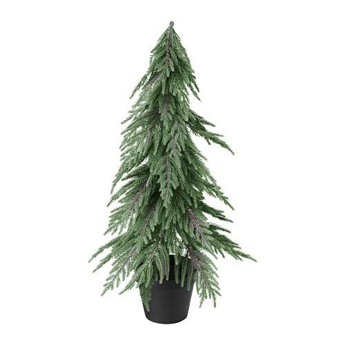 Fejka artificial potted plant ikea for Arbre artificiel ikea