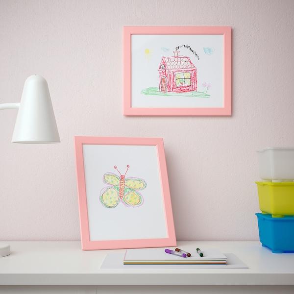 """FISKBO Frame, light pink, 8x10 """""""