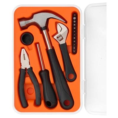 FIXA 17-piece tool kit
