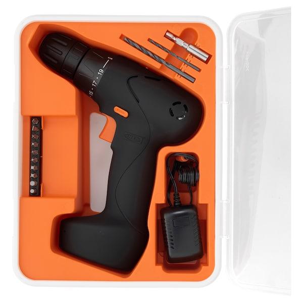 FIXA Screwdriver/drill, lithium-ion, 14.4 V