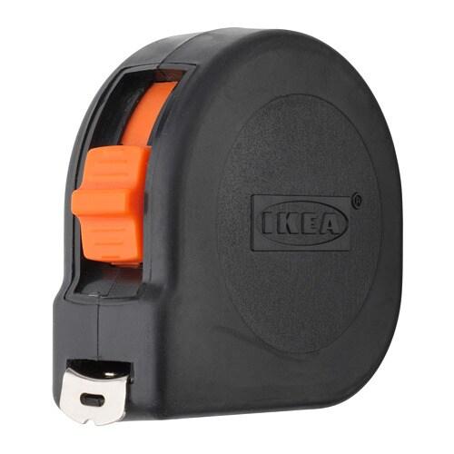 Fixa tape measure ikea for Cassette ikea