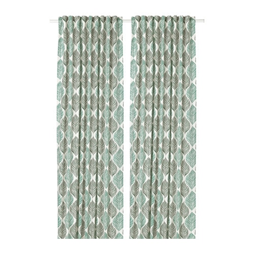 FJADERKLINT Curtains 1 Pair