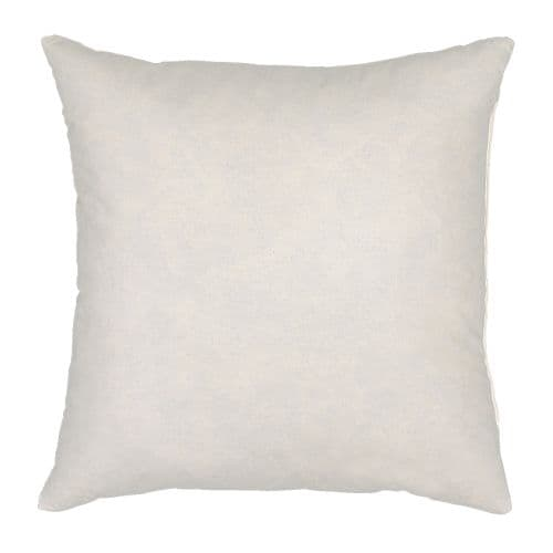 FJÄDRAR Inner cushion IKEA Duck feather filling gives soft and pliable support for your body.