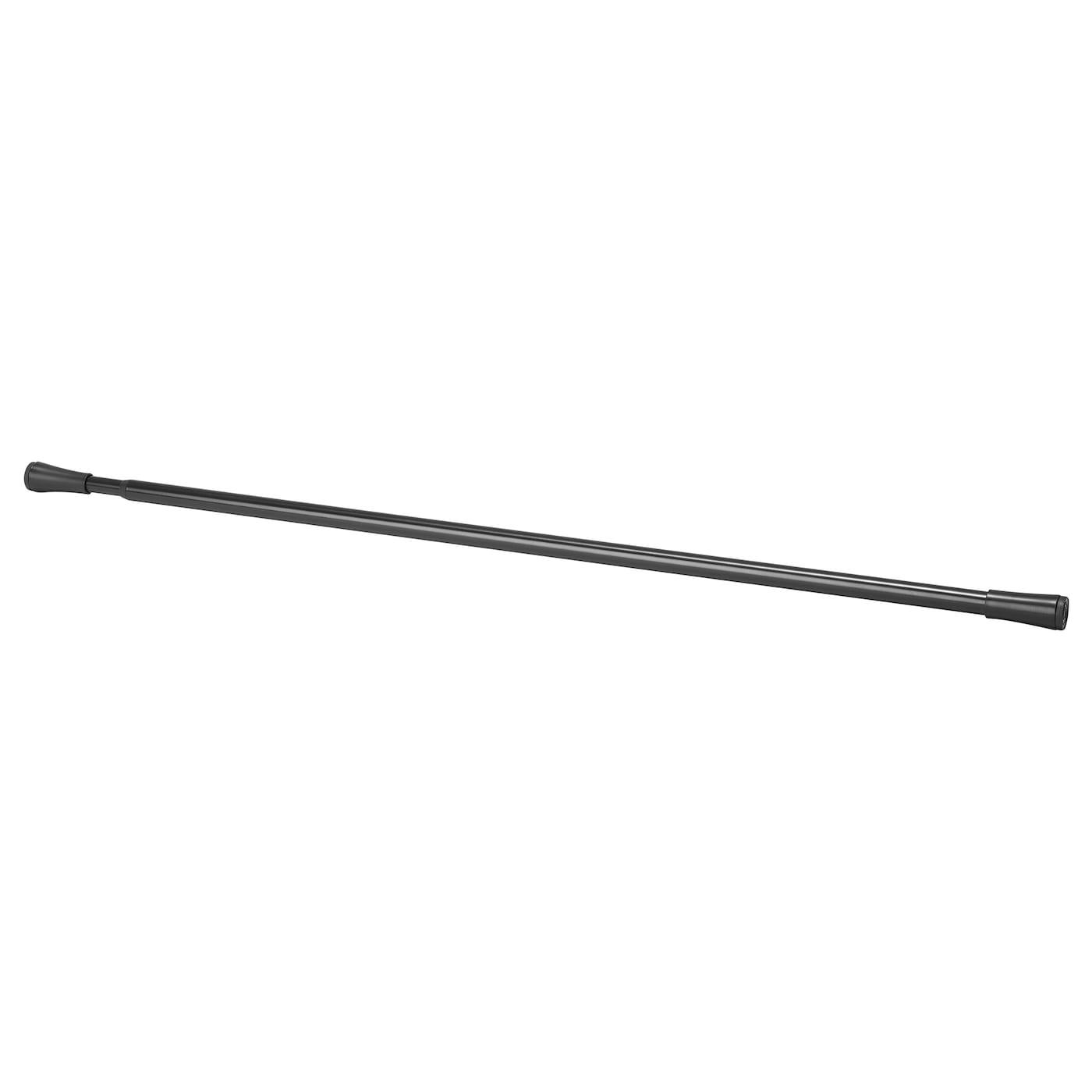 FjÄdrande Curtain Rod Black 27 ½ 47 ¼
