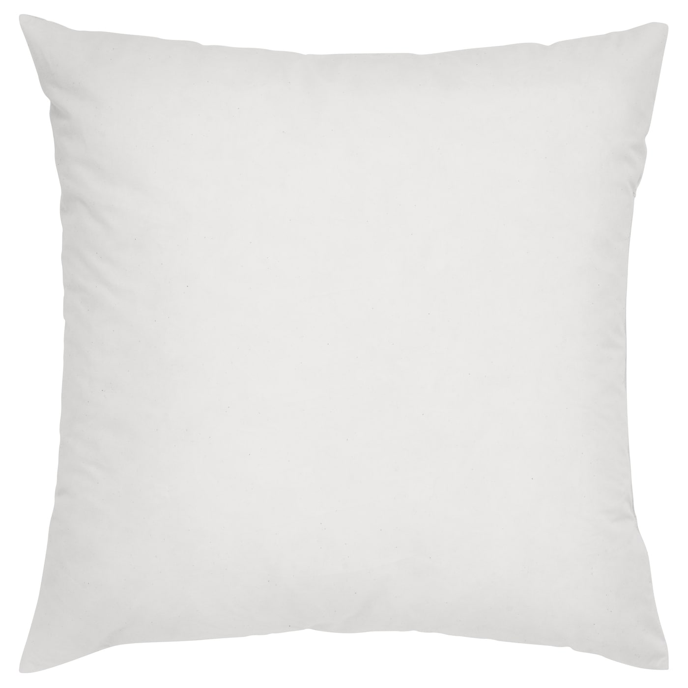 "NEW IKEA FJADRAR 20 X 20/"" OFF-WHITE INNER CUSHION,DUCK FEATHER FILLING"