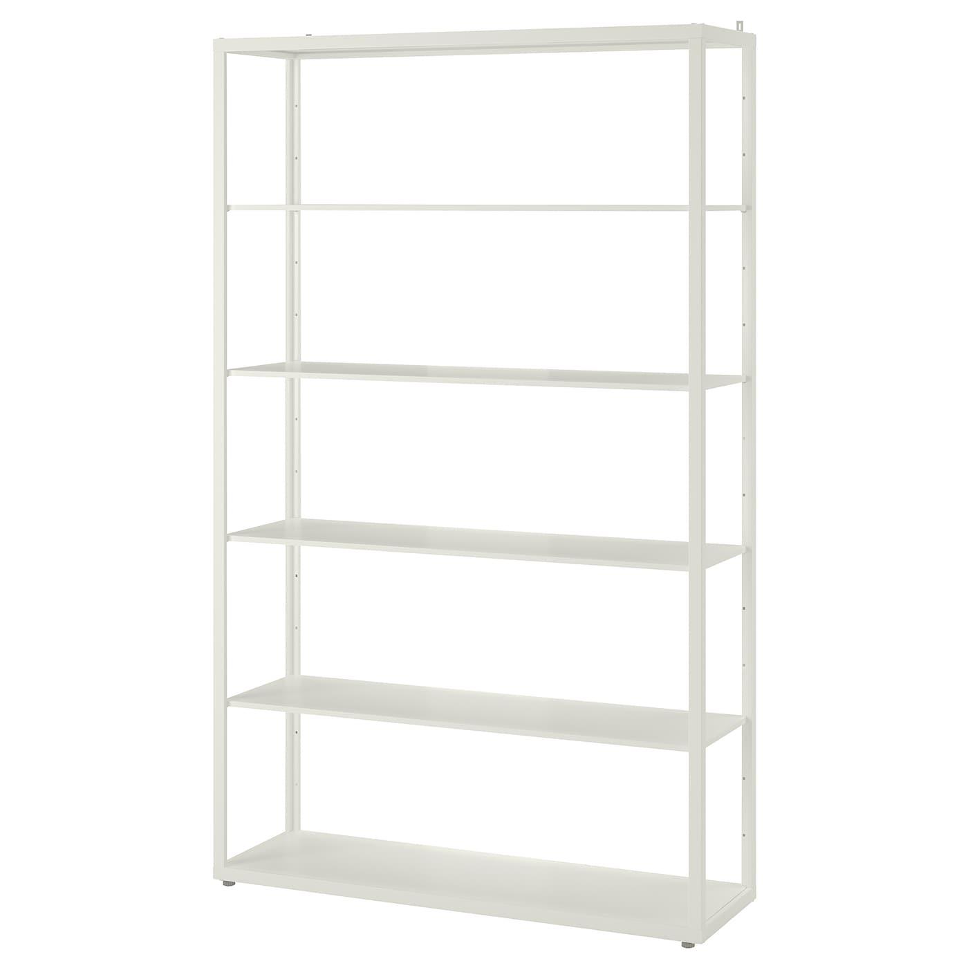 Fjalkinge Shelf Unit White 46 1 2x76 Ikea