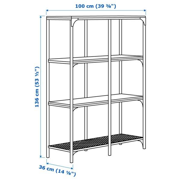 IKEA FJÄLLBO Shelf unit