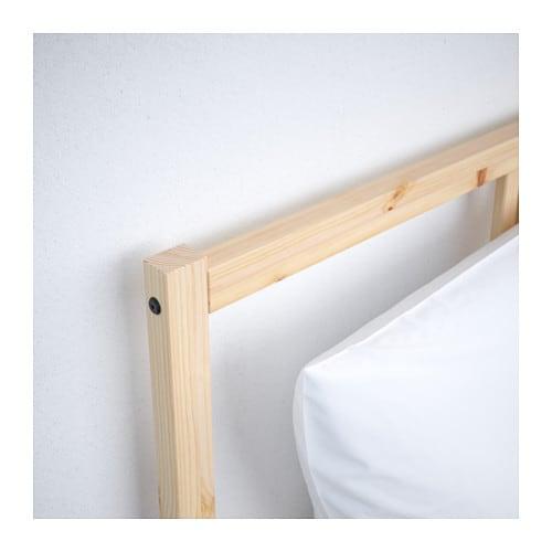 fjellse bed frame fulldouble ikea
