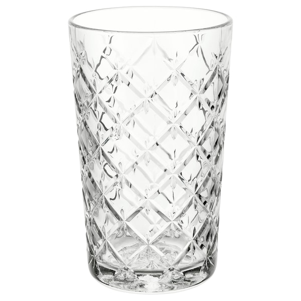 "FLIMRA glass clear glass/patterned 6 "" 14 oz"