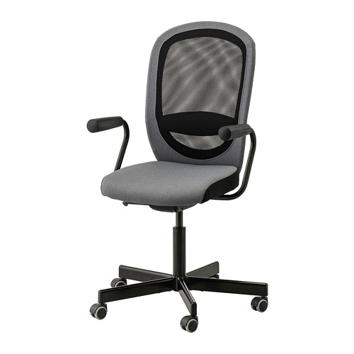 FLINTAN / NOMINELL Office Chair With Armrests