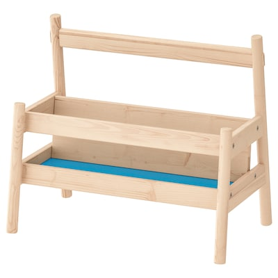 "FLISAT book display 19 1/4 "" 11 "" 16 1/8 "" 22 lb"