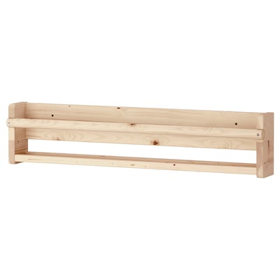 "FLISAT wall storage 27 ½ "" 3 ½ "" 6 ¼ "" 11 lb"