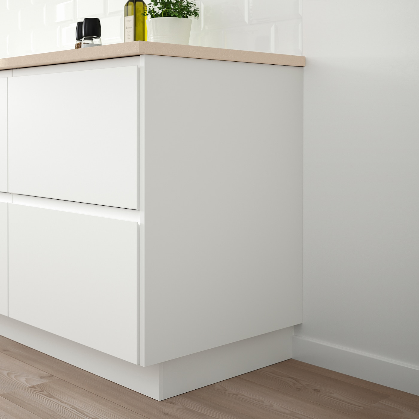 SEKTION Kitchen Cabinet Cover Panels & Deco Strips - IKEA