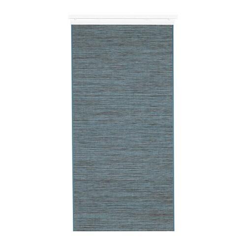 F 214 Nsterviva Panel Curtain Blue Gray Ikea