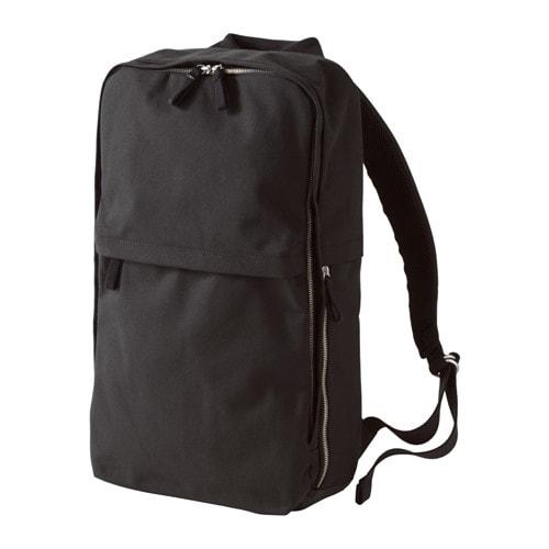 FÖRENKLA Backpack, black