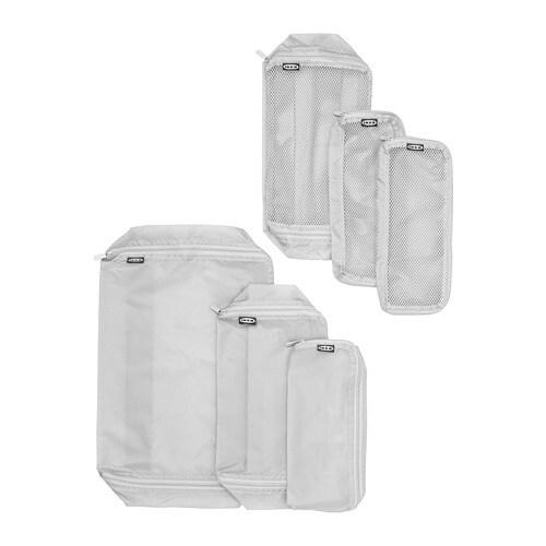 de33718acc0b FÖRFINA - Travel bags, set of 6