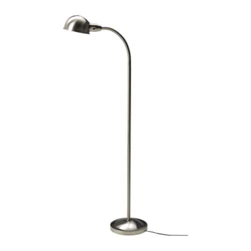 FORMAT Floor/reading lamp IKEA Directed light; gives a comfortable reading light.