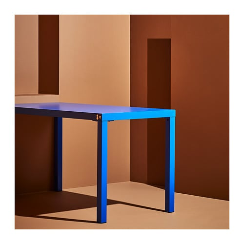 FÖRNYAD - Table, blue